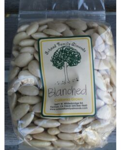 Schaad Family Farms Blanched Almonds