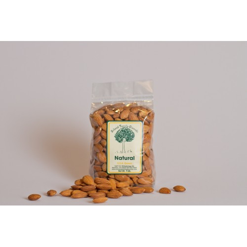 Schaad Family Farms Natural Almonds