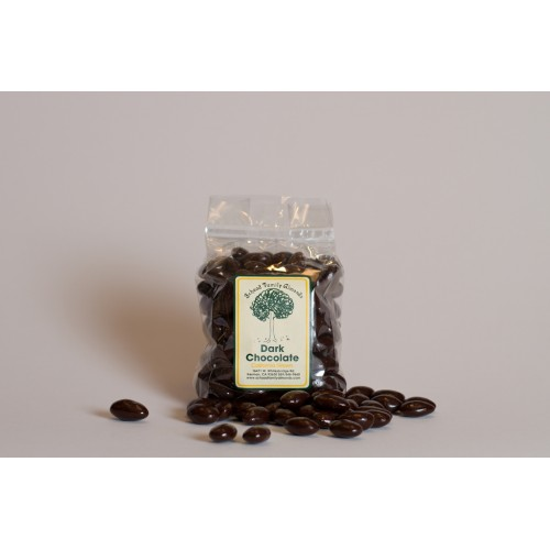 Schaad Family Farms Dark Chocolate Almonds