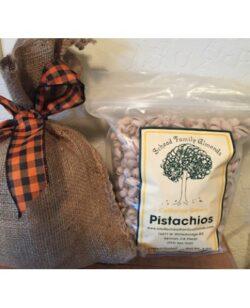 Schaad Family Farms Pistachios Gift Bag