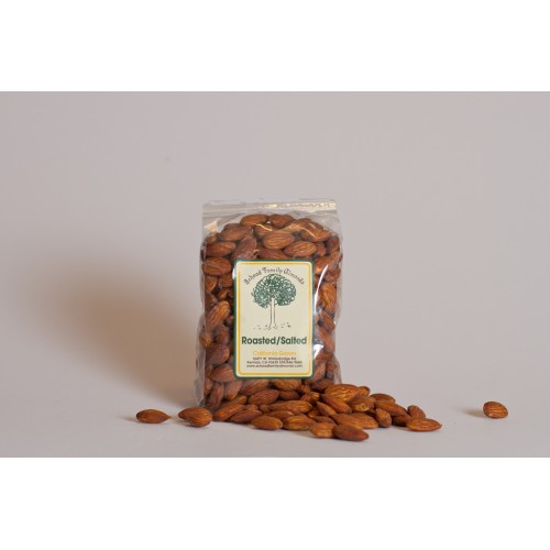 Schaad Family Farms Roasted & Salted Almonds